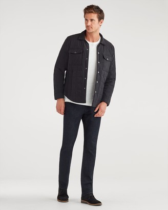 7 For All Mankind Series 7 Straight with Clean Pocket in Rinse