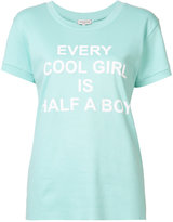 Natasha Zinko Cool Girls T-shirt - women - Cotton - XS