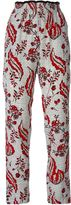 Vanessa Bruno floral print trousers