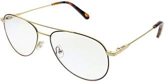 Chloé Women's Aviator 55Mm Sunglasses