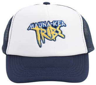 Tribe Embroidered Trucker Hat
