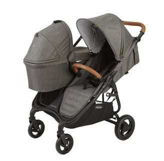 Valco Baby Bassinet Snap Duo Trend - Charcoal