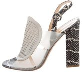 Eugenia Kim Marlo Ankle-Strap Sandals