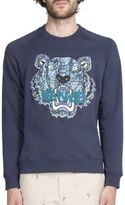 Kenzo Tiger Print Long Sleeve Top
