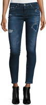 AG Adriano Goldschmied The Legging Ankle 8 Years Whistler Jeans, Blue