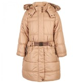 Mayoral Caramel Puffer Coat