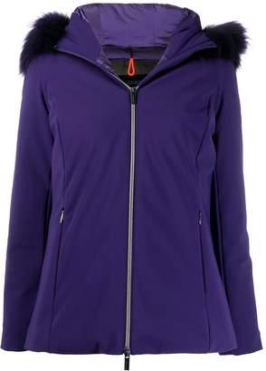RRD fur-trimmed hood jacket
