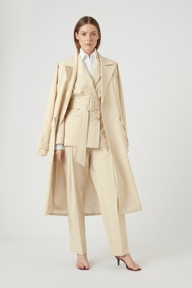 Camilla And Marc Theo Trench