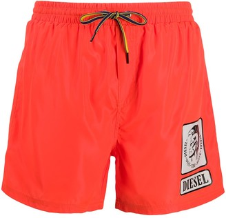 Diesel Only the Brave swim shorts