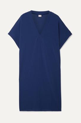 Eres Tali Stretch-jersey Mini Dress - Royal blue