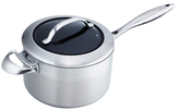 Scanpan CTX 4Qt. Sauce Pan with Lid