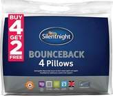 Silentnight Buy 4 get 2 FREE pack of Pillows