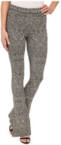 Free People Lurex Sweater Flare Pants