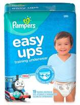 Pampers Easy Ups Size 4-5T 19-Count Boy's Training Underwear