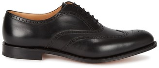 Church's Berlin Black Leather Oxford Shoes