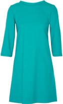 Goat Lola Wool-Crepe Mini Dress
