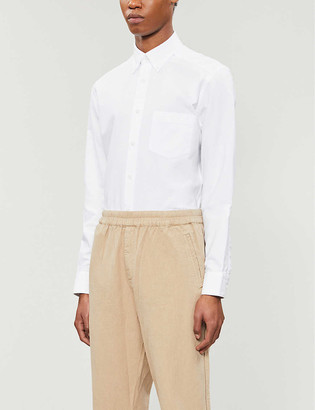 Reiss Greenwich slim-fit cotton Oxford shirt