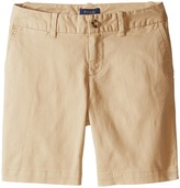 Polo Ralph Lauren Chino Bermuda Shorts (Little Kids/Big Kids)