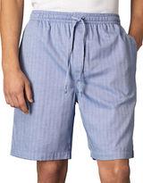 Nautica Pima Cotton Woven Shorts
