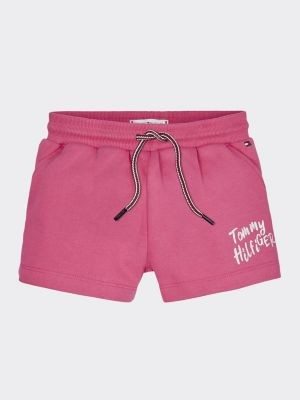 Tommy Hilfiger Pure Cotton Graphic Shorts
