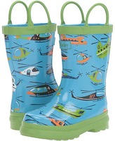Hatley Helicopter Rain Boots (Toddler/Little Kid)