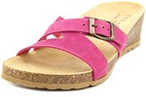 Easy Street Shoes Sandalo Women N/s Open Toe Leather Slides Sandal.