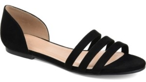 Journee Collection Women's Gildie Flats Women's Shoes