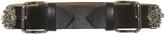Dice Kayek Embellished Leather Belt