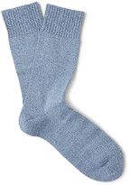Falke Mélange Knitted Socks