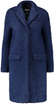 MSGM Mohair-blend coat