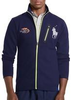 Polo Ralph Lauren US Open Ball Boy Knit Jacket