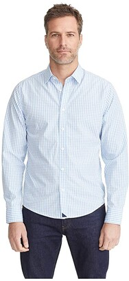 UNTUCKit Carneros (Blue) Men's Clothing