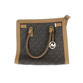 Michael Kors Brown Cloth Handbags