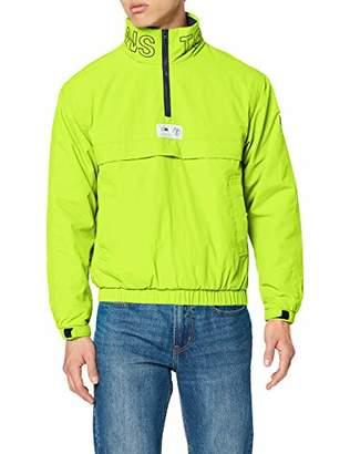 Tommy Jeans Men's TJM Popover Jacket,M