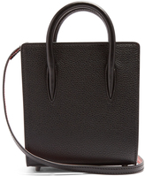 Christian Louboutin Paloma nano grained-leather tote
