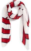 BP Women's Mixed Stripe Scarf