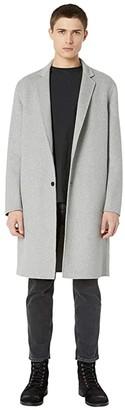 AllSaints Hanson Coat (Fawn) Men's Clothing
