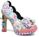 Irregular Choice Women's Sherbert Ice Cream High Heels - Size Uk 6 / Eu 39