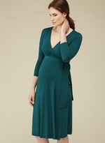 Isabella Oliver Neale Maternity Wrap Dress
