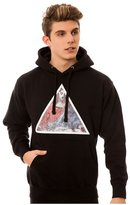 Black Scale Scale Mens The First Supper Pullover Hoodie Sweatshirt Xl