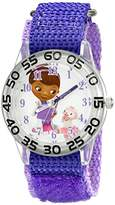 Disney Kids' W001684 Doc McStuffins Analog Display Analog Quartz Watch