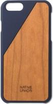 Native Union Blue Clic Wooden Iphone6+ Case Cherry