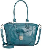 Style&Co. Style & Co Twistlock Satchel, Created for Macy's