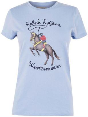 Polo Ralph Lauren Westernwear T Shirt