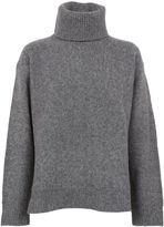 Zucca Elbow Patch Sweater