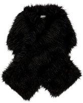 Dries Van Noten Faux Fur Stole