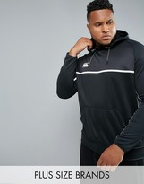 Canterbury of New Zealand PLUS Pro Hoodie In Black E553326-989