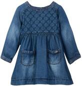 Babyface Pocket Dress (Baby, Toddler, & Little Girls)