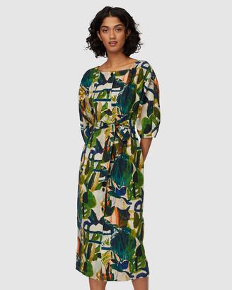 gorman Casa Verde Dress