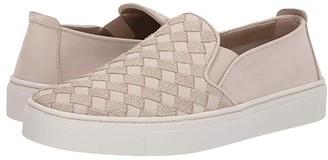 The Flexx What A Sneak (Off-White/Gold Nubuck/Milos) Women's Shoes